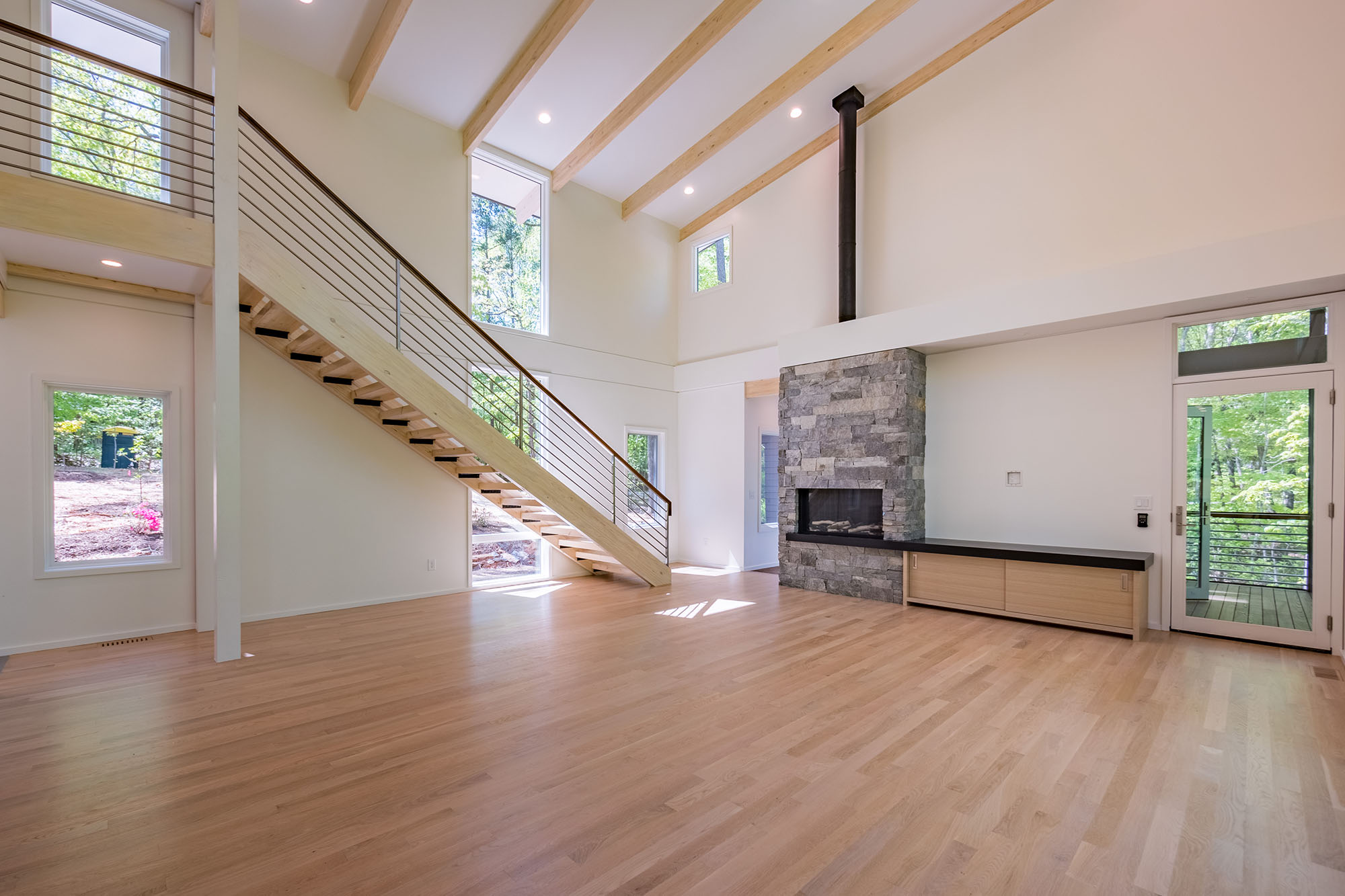 Clean and Contemporary