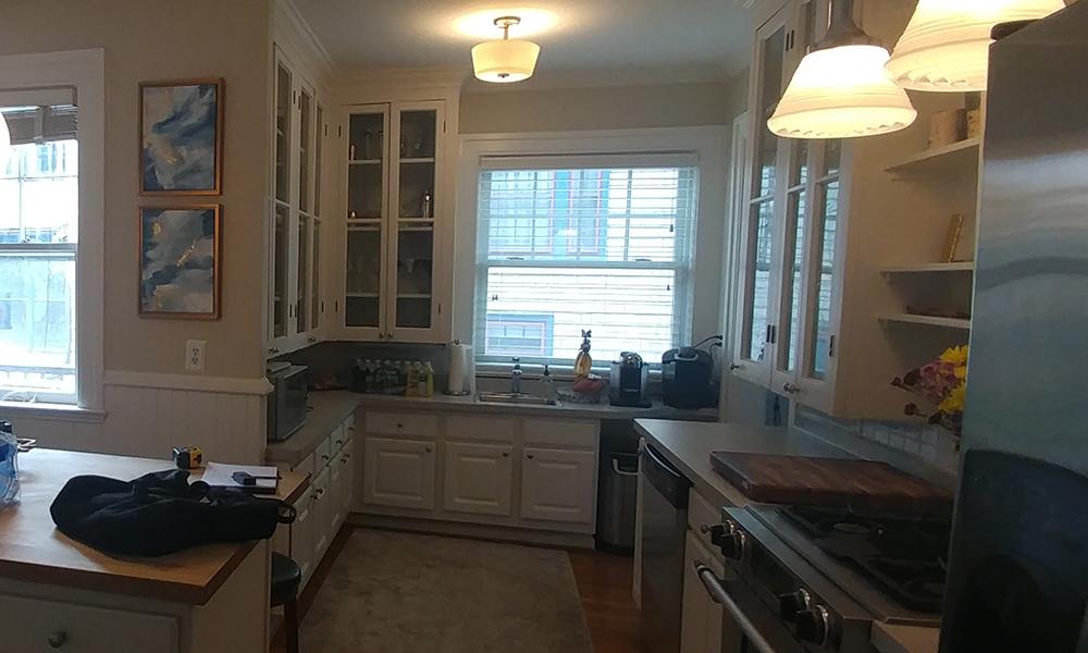 Windsor Kitchen Before